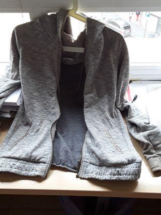 xaqueta gris