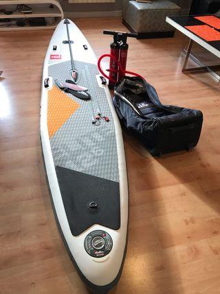 Tabla red paddle 12,6 elite race 2018