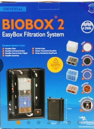 FILTRO BIOBOX 2