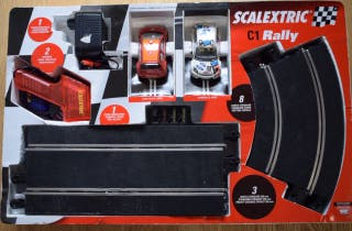 Scalextric Rally C1