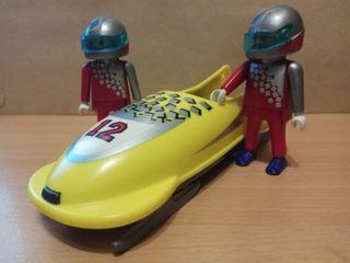 Playmobil Olimpico Bobsleigh