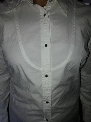 Camisa blanca Pepe Jeans