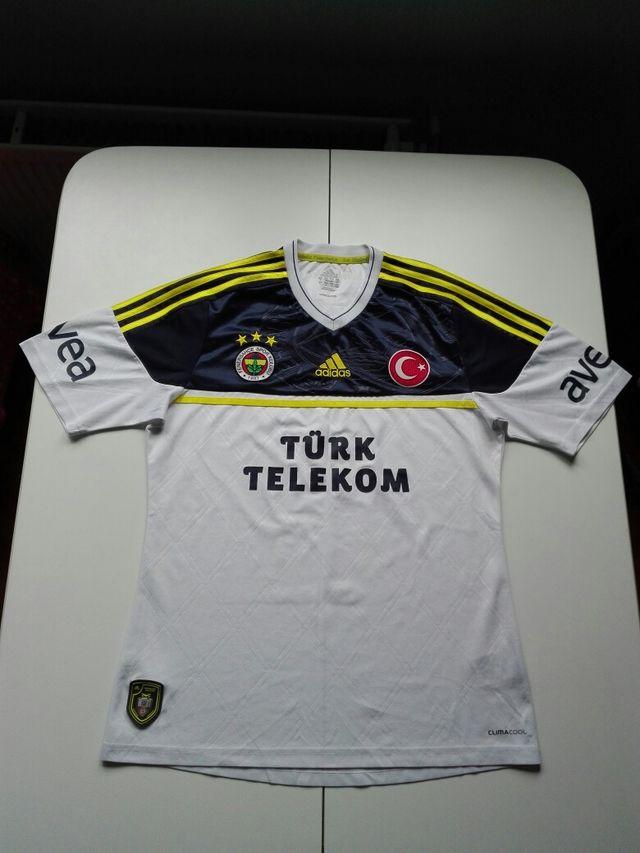 Camiseta Adidas Fenerbahce 6e83cea6f2a2c