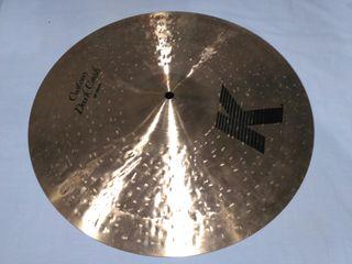 "Crash Zildjian K Dark Custom 16 """