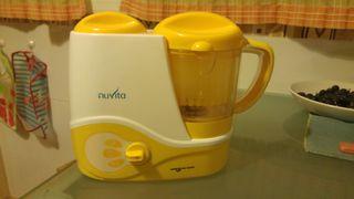 Nuvita Pappasana Vapor Cocina Bebes