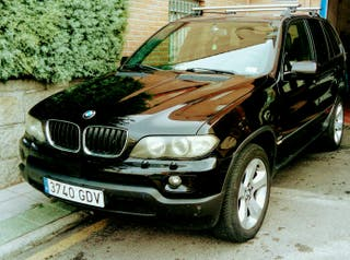 BMW X5 diciembre 2004