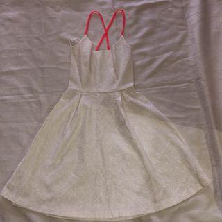 Vestido zara xs