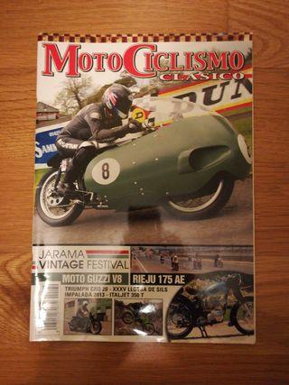 MotoCiclismo clásico número 130
