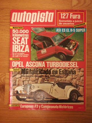 Revista Autopista número 1314