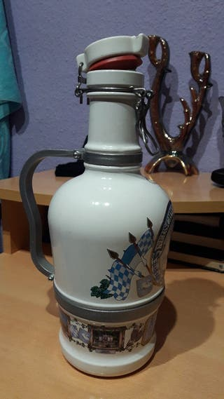 jarra termo antiguo