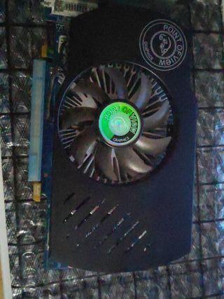 vendo tarjeta grafica gts 250 1gb DDR3