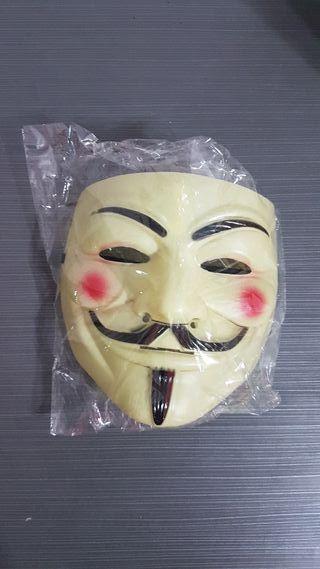Mascara Vendetta ( Anonymous )