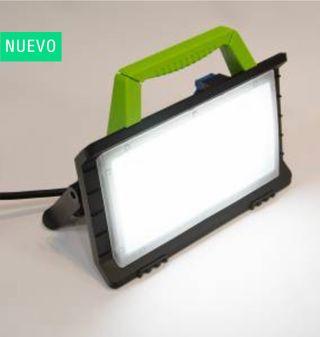 FOCO PROYECTOR LED PORTÁTIL 24W IP54 230V