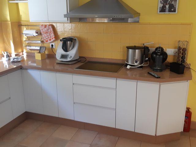Muebles cocina de segunda mano por 800 € en El Portil en WALLAPOP