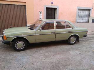 OFERTA!!! Mercedes-Benz w123 1983