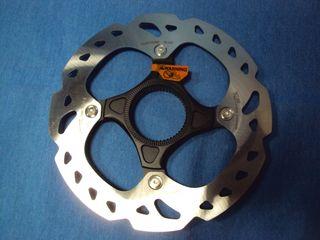 NUEVO Disco Shimano XT 140mm SM-RT81 SS Centerlock