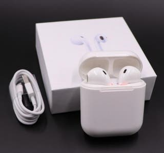 wireless Bluetooth earbuds airphone