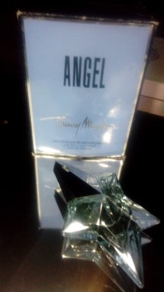 Perfume Ángel de Thierry Mugler