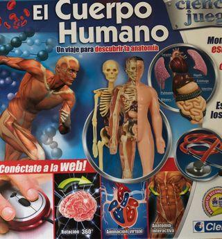 """Juego """"El cuerpo humano"""""""