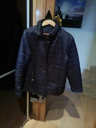 chaqueta impermeable