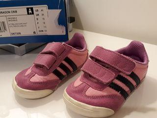 zapatillas niña 19 adidas