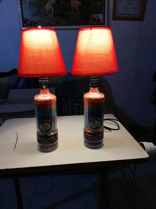 lámparas de Puerto de indias