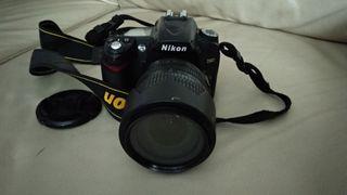 Nikon D90 y algo más