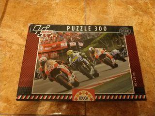 puzzle de motos 200 piezas