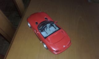 Coche Dodge Viper escala 1/18 Made in Italy