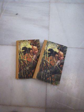 El libro de la selva 1° y 2° parte