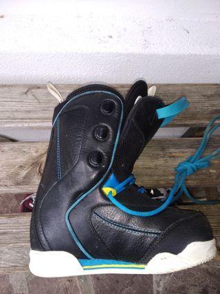 botas snow niño/a