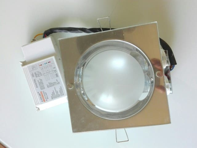 Downlight Baño   Foco Downlight 2x13 W Cocina Bano De Segunda Mano Por 5 En