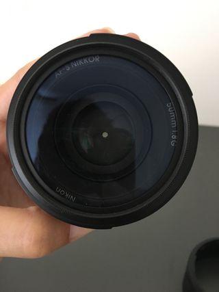 Nikon 50mm 1.8