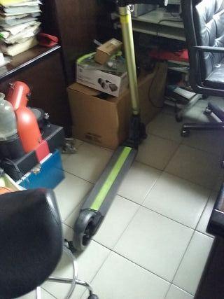 patinete eléctrico smart gyro viper urban