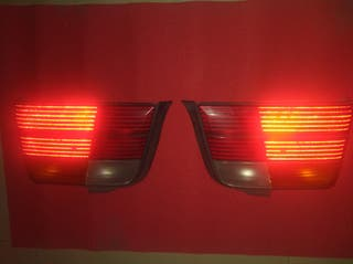 pilotos traseros y retrovisores de BMW e36