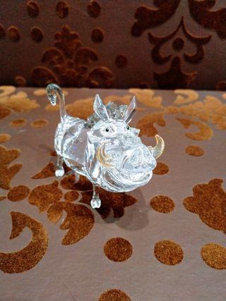 Figura Disney Swarovski Pumba