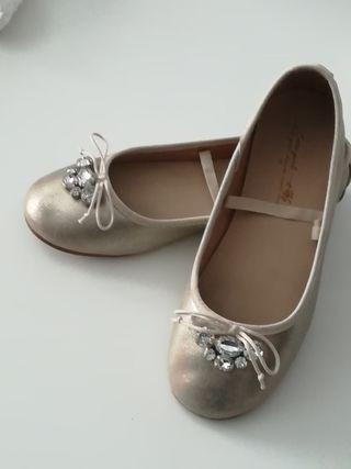 bailarinas doradas