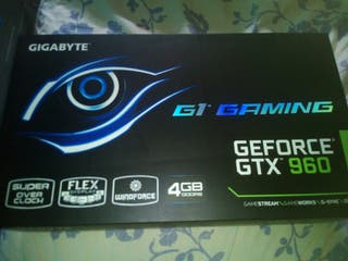 GeForce GTX 960 G1 Gaming 4GB