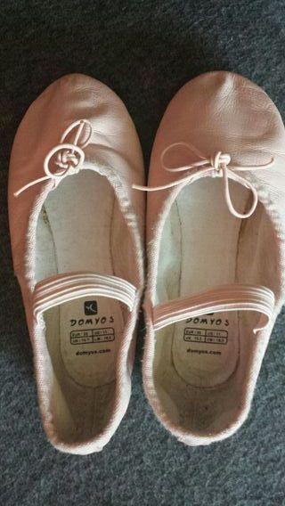 Medias puntas ballet 29