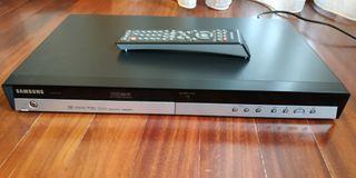 Reproductor / Grabador DVD Samsung
