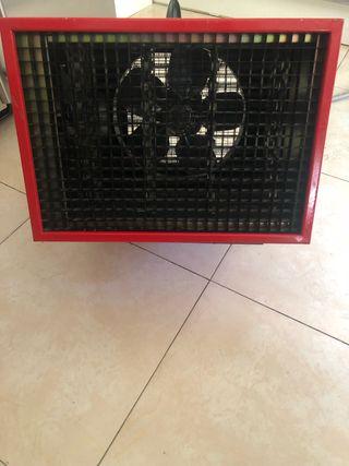 Se venden calefactores industriales