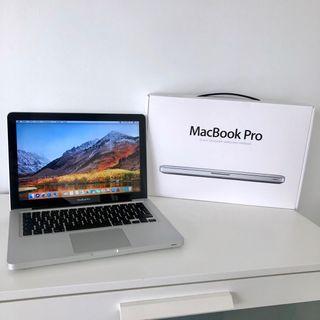 MacBook Pro 13'' i7, 8GB RAM y SSD