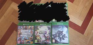 juegos xbox one s