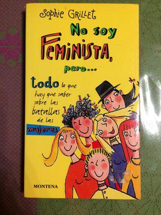 Libro No soy feminista pero...