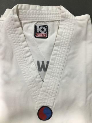Chaqueta Kimono taekwondo