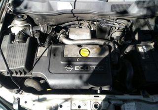 Motor Y20DTH Opel Astra 2000