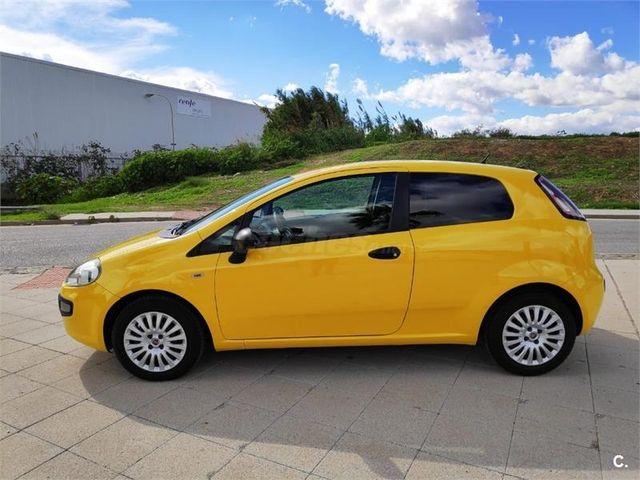 Fiat Punto Evo 1.3 multijet 75 cv 3p