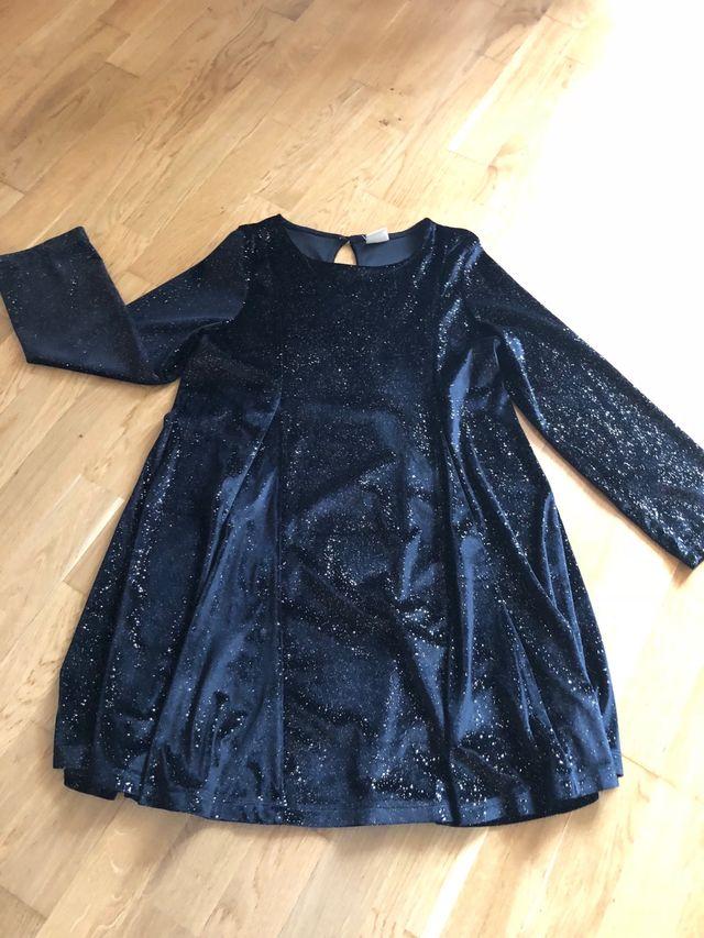comprar nuevo minorista online lo último Vestido fiesta niña de Zara de segunda mano por 10 € en ...