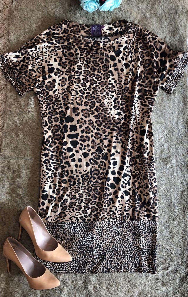 a9f88d463 Hope vestido print animal de segunda mano por 20 € en Málaga en WALLAPOP