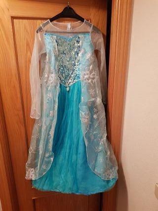 Disfraz de Frozen nuevo, talla 11/12